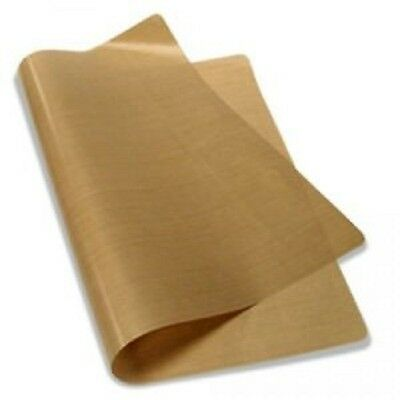 "Teflon Cover Sheet 5 mils for Heat Transfer Paper Iron-On & Heat Press 12"" X 18"""