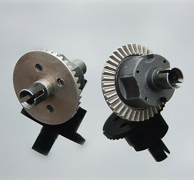 1pcs 02024 Metal Differential Gear 1/10 For DIY RC Car Motor Toy Parts