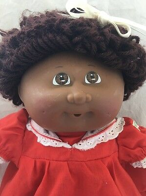 African American Cabbage Patch Kids 25th ANNIVERSARY DOLL