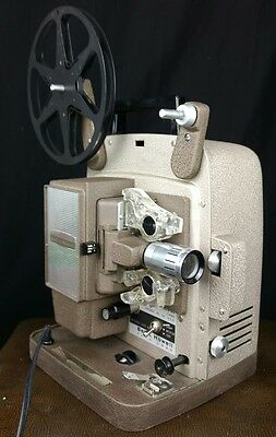 Bell & Howell AutoLoad Model 245 BA 8mm Movie Projector