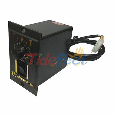 110V 120W Speed Control Unit US5120-02 for AC Motor ler Switch for AC Gear Motor