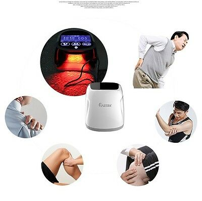 Knee Laser Massager Knee Joint Sports Injury Pain Relief LLLT Physical Therapy