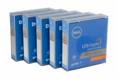 New Dell Ultrium LTO-7 Backup Data Tape Cartridge 6TB / 15TB LTO7 Tax Invoice