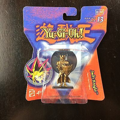 Yu-Gi-Oh! Jack's Knight 1996 Figure Factory Sealed Series 13