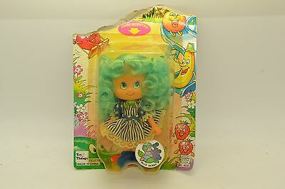 VINTAGE 80s TOYS N THINGS SWEET SCENTS BLUE BERRY DOLL