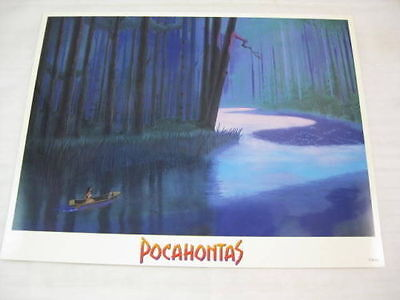 POCAHONTAS DISNEY GLOSSY POSTER MOVIE BEAUTIFUL PRINT 36 x 28cm