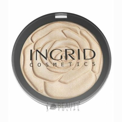 Verona Ingrid HD Beauty Innovation Transparent Compact Powder 25g