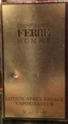 Gianfranco Ferre for Man Gianfranco Ferre LOCTION APRES RASAGE 30 ml.AFTER SHAVE