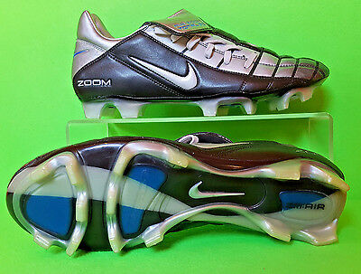 Nike Air Zoom Total 90 Ii Fg Uk 8 Us 9 Football Boots Soccer Cleats