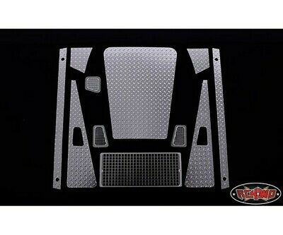 RC4WD RC4ZS0985 Diamond Plate Accessory Pack for Defender D90 Body