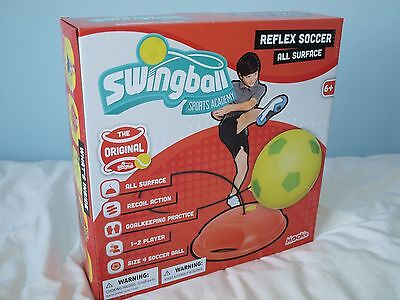 Football / Soccer Swingball Reflex Football Training All Surface, New item.