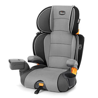 Chicco KidFit Zip 2-in-1 Belt-Positioning Booster Car Seat - Spectrum