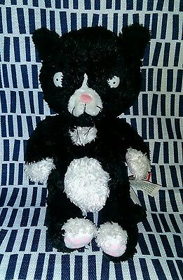 Douglas cuddle toys if you give a cat a cupcake beanbag  plush stuffed animal 9""