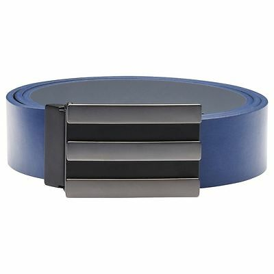 Adidas Golf 3 Stripes Reversible Belt Leather Cut to Size