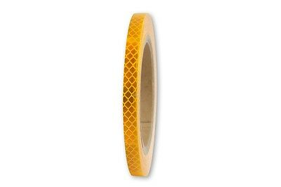10m x 10mm 3M™ Reflex ribbon Diamond Grade™ RA3/C 4090 Reflex foil yellow