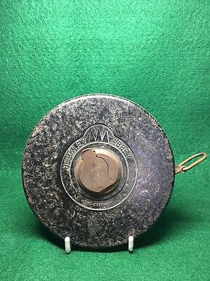 Vintage Builders Bakelite? Tape Measure