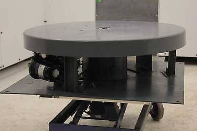 "Bodine NSI-12RG Rotary Indexer Stage Positioning Table / 30"" Diameter ~1 RPM"