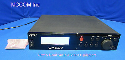 Fast Forward Video Dual Channel Omega HD Recorder
