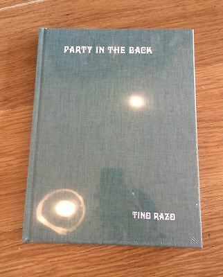 Tino Razo Book ' Party In The Back Skate Book Hardback 2017 Aus Seller Free Post