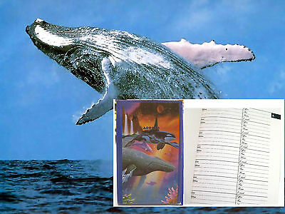 NEW Ocean Life Address Book 50 Pages ADDRESS TELEPHONE EMAIL Hammerhead