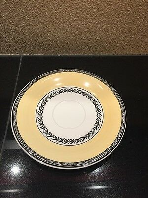 Villeroy and Boch Audun Chasse  1748 Saucer.