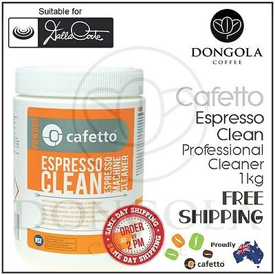 DALLA CORTE 1kg Espresso Coffee Machine Cleaner Profesional Cleaning by Cafetto