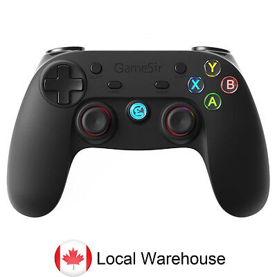 GameSir G3 Black Game Controller Gamepad for Android Smartphone TV Box