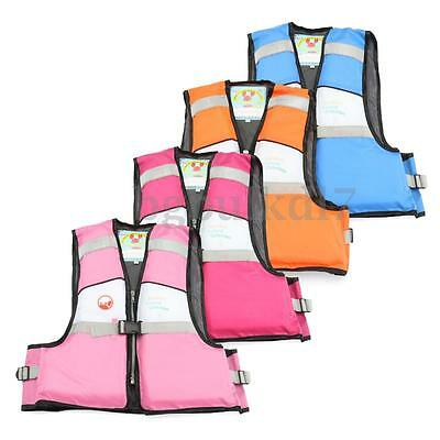 Children Kids Buoyancy Aid Swimming Floating Life Jacket Boating Fishing Vest AU