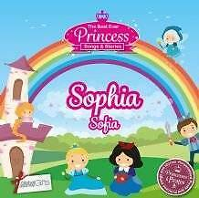 Princesses and Pirates - Personalised Songs & Stories for Kids (Sophia / Sofia)