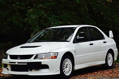 2007 Mitsubishi Lancer EVO 9 MR RS LIGHTWEIGHT EDITION 2.0 4dr
