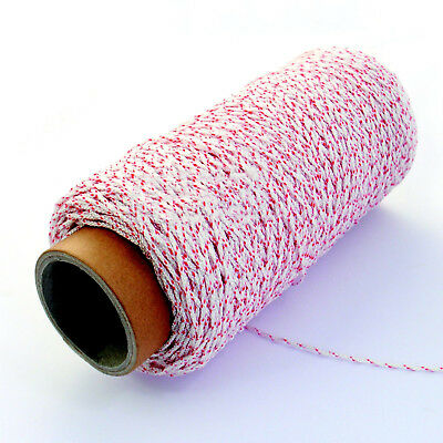 POLYESTER ROPE white UV rays resistant resisting stretching 2mm - 8mm 1m - 100m