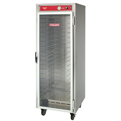 Vulcan Non-Insulated 36 Pan Mobile Heated Holding Cart