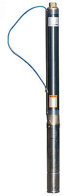 """IBO 3""""SDm24 SUBMERSIBLE WELL PUMP sand resistant 80m Max, 70L/min,230V LONG LIFE"""