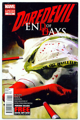 |•.•| DAREDEVIL: END OF DAYS • Issue 1 • Marvel Comics