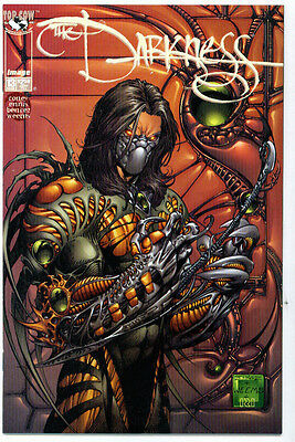 |•.•| DARKNESS (VOL.1) • Issue 13 • Top Cow / Image