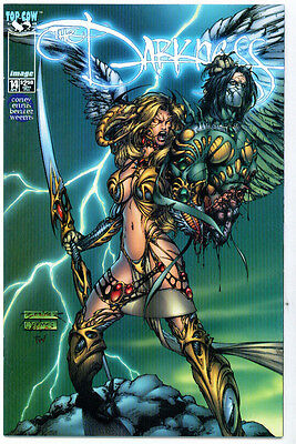 |•.•| DARKNESS (VOL.1) • Issue 14 • Top Cow / Image