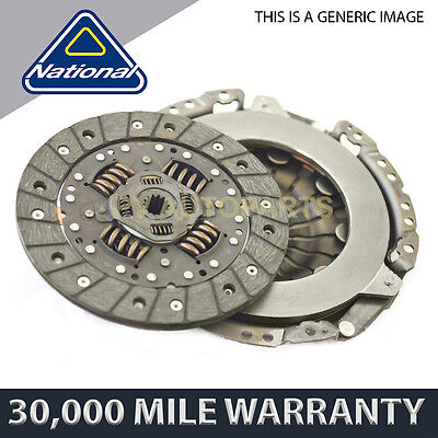National Clutch Kit 2 Piece For Ford Transit Tourneo 2.2 Tdci 2006-2014