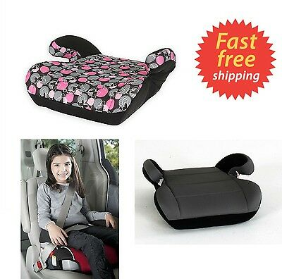 Baby Car Seat Convertible Infant Toddler Safety Chair Backless Kids Safe Travel