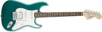 Squier Affinity Series Stratocaster HSS Electric Guitar (Race Green)