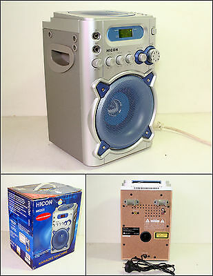 HICON HK001 CD CBD PA KARAOKE Speaker Machine