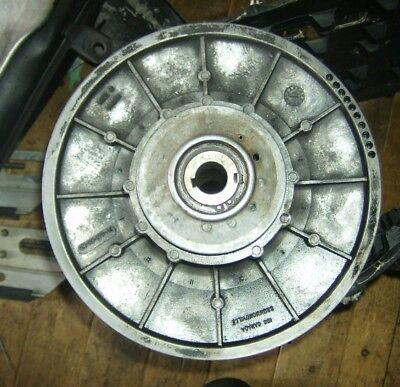 1996 500 Skandic WT Bombardier skidoo Secondary clutch  Assembly