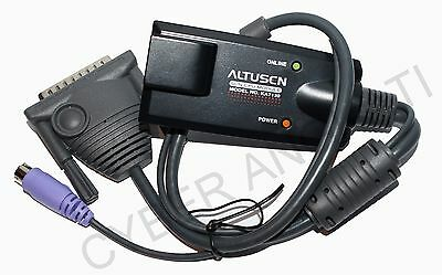 Aten Altusen Ka7130 Sun Legacy Kvm Adapter Cable Sun Cpu Module - Uk Stock