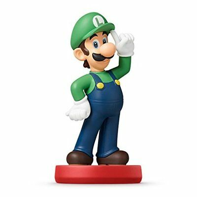 Amiibo Luigi (Super Mario Series) Import Japan