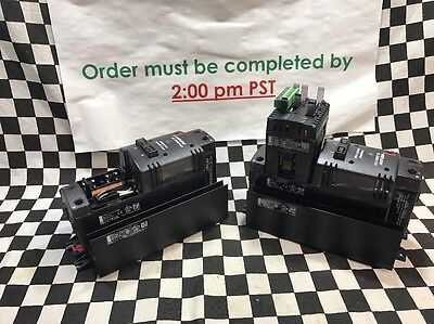 LOT OF 2 Watlow EZ-Zone ST Integrated Control, STCL-F1AG-CAAA & STCL-F1AS-CAAA
