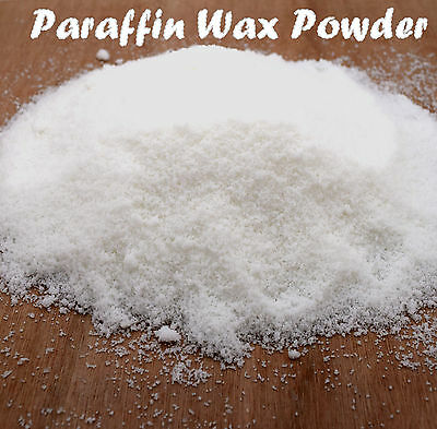 Refined Paraffin Wax Powder White for Candle Making & Cosmetics Multipurpose