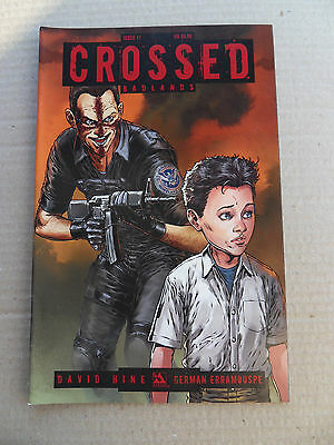 Crossed   Badlands 41.  Avatar  Press 2013 - VF - minus
