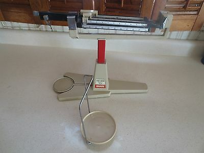 Ohaus Cent-O-Gram #8654 Balance 311g Scale w/ Suspended Pan / Tray