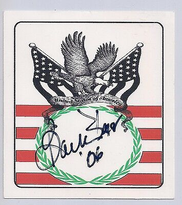 AUTOGRAPHED HAND SIGNED bookplate BARBARA BOXER Author book plate + COA FREE S&H