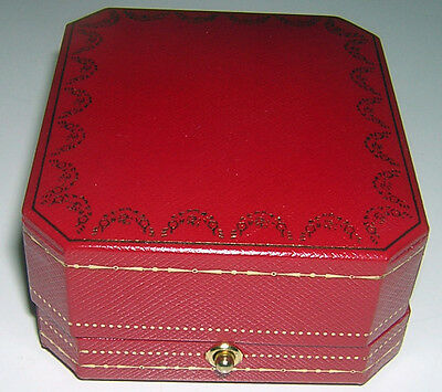 Cartier Vintage Display Presentation Jewelry Box Co 4533 In Very Good  Condition