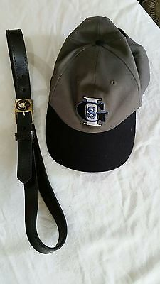 Ivanhoe Grammar School Cap and Belt